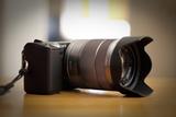 Sony NEX-5 hd1080 perfecto estado - foto