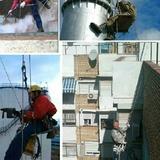 Trabajos verticales - foto