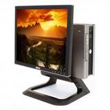 Práctico ordenador y monitor Dell - foto