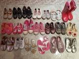 Lote de 20 pares de Zapatos y zapat NIÑA - foto