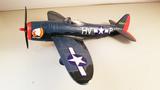 Avión de metal p-47d thunderbolt - 1/48 - foto