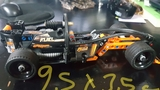 AUTO LEGO 42026: Black Champion Racer - foto