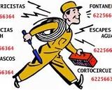 electricistas y fontaneros urgencias - foto