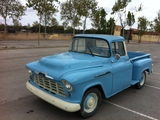 CHEVROLET - PICK UP 1956 - foto
