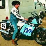 YAMAHA - FZ 750 - foto