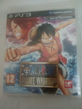 PS3 - One Piece Pirate Warriors NUEVO - foto