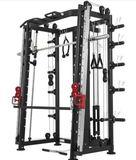 Máquina Rack De Potencia Multiestación - foto