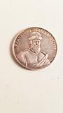 Medalla moneda Francisco Pizarro - Ciuda - foto