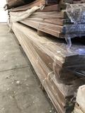 Mamperlan de madera Ipe 15E metro lineal - foto