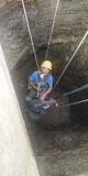 Trabajos altura nidos cristales tubos - foto