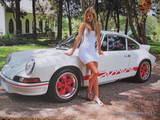 Porsche 911 carrera rs 2.7 y 1970. - foto