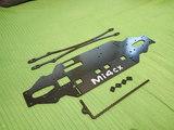 2 Chasis coche Rc Shumaker 1.10 Mi4cx - foto