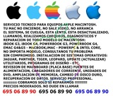 Servicio tecnico apple mac - foto