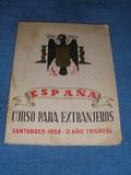 Curso para extranjeros -santander 1938-i - foto