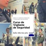 CURSO VIGILANTE DE SEGURIDAD.  PRESENCIAL - foto