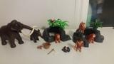 Playmobil prehistorico animales - foto