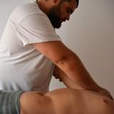 masajista titulado - foto