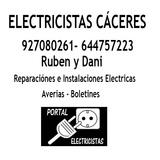 Electricistas Caceres - foto
