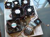 Ventiladores de ordenador - foto