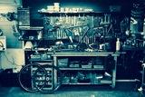 Reparación y restauración de bicicletas - foto
