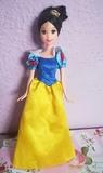 Muñeca Barbie blancanieves mattel - foto