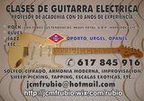 ACADEMIA DE GUITARRA ELÉCTRICA - foto