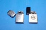 2 encendedores para pipa tipo zippo - foto
