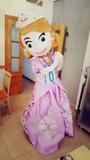 princesa Sofía disfraz - foto