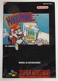 Manual del Mario Paint (super nintendo) - foto