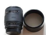 Objetivo Sigma 70-210 - foto