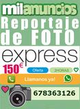 Foto y video -70% ofertazo! bcn - foto