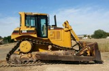 BULLDOZER CATERPILLAR D6R - foto