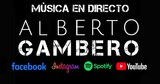 ALBERTO GAMBERO (CANTANTE+DJ+ANIMADOR - foto