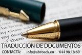 TRADUCCIÓN PROFESIONAL DE DOCUMENTOS - foto