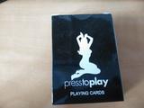 Baraja cartas Playboy - foto