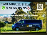 Taxi Salobreña Miguel - foto