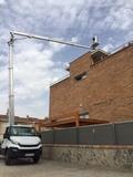 Servicio elevacion para instalacion led - foto