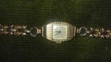 reloj suizo KJ. años 20.chapado en oro - foto