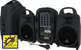 Alquiler Equipo sonido portátil - foto