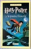 HARRY POTTER Y LA PIEDRA FILOSOFAL.  - foto