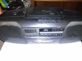 Radio Casett y cd sony - foto