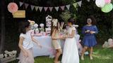 Decoracion de bautizos, comuniones, boda - foto