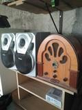 Televisores, rádios antiguos y  más - foto