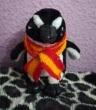 Peluche pingüino - foto