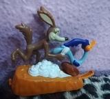 Figura Coyote y correcaminos - foto