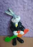 Figura pvc bugs bunny - foto
