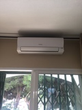 Aire acondicionado - climatización - foto