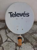 Antena Parabolica Televes - foto