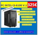 torre PC INTEL I3-6100 V.1 - foto
