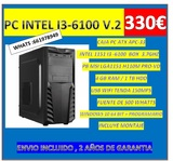 torre PC INTEL I3-6100 V.2 - foto